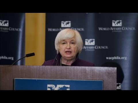 Yellen: No Rate Increase Until Uncertainty Clears