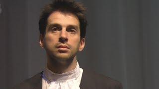 ПЕТР НАЛИЧ - АРИЯ ТЕНОРА FROHE HIRTEN. И.С. БАХ, РОЖДЕСТВЕНСКАЯ ОРАТОРИЯ