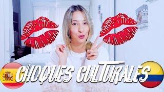 Esto me pasó en ESPAÑA!!!! - CHOQUES culturales 💥😱🇪🇸 🇨🇴 | Nancy Loaiza