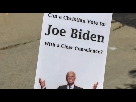 Can a Christian vote for Biden with a clear conscience? | The Mark Harrington Show | 9-15-20