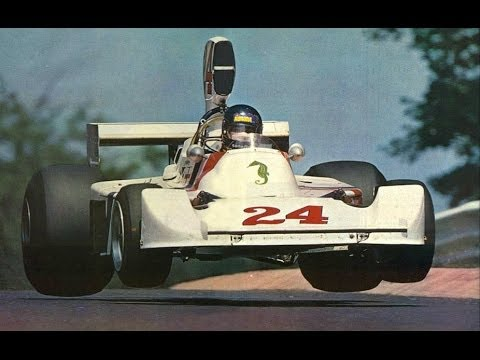 1975 German Grand Prix Highlights (no commentary, with race-guiding annotations)