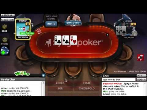 Zynga Poker Daily Rewards