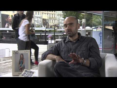 Interview with Florin Şerban / Rozhovor s Florinem Şerbanem