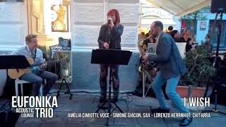 Eufonika Trio - DEMO LIVE - Acoustic Lounge Music