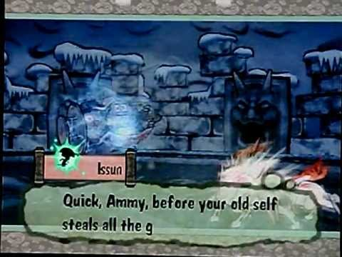 Okami - Vs Silver Demon Nechku