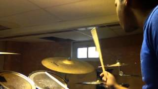 Wale  Sabotage (Drum Cover) By Kyle Lewis