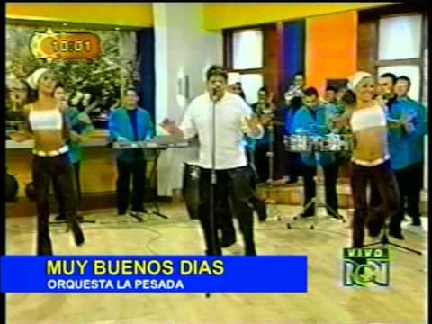 PROGRAMA MUY BUENOS DIAS - INVITADO MUSICAL NESTOR NEIRA Y SU ORQUESTA LA PESADA