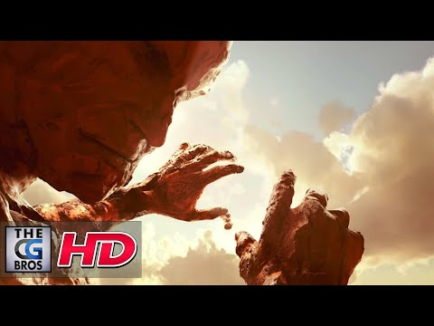 """CGI 3D Animated Short: """"PROJECT RISE"""" - by Serendy Picture 