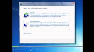 Downgrade Windows 8 to Windows 7