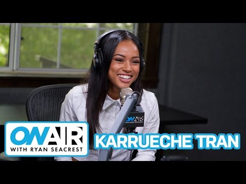 Karrueche Tran Talks Future With Ex Chris Brown | On Air with Ryan Seacrest