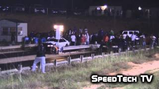 The Showdowns III @ Finishline Dragstrip Oct 21 2012