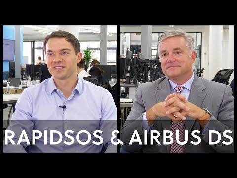 RapidSOS & Airbus DS Communications: The Future of Emergency Response