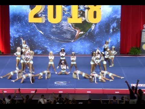 Cheer Extreme SSX ~ New York 2016 - YouTube