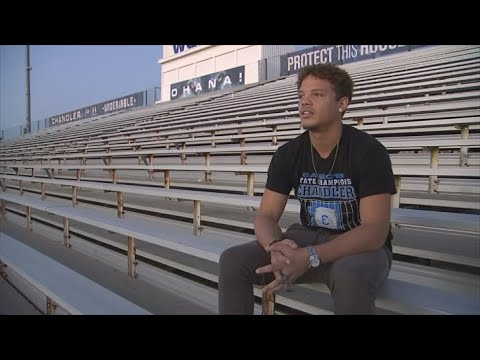 Chandler HS senior quits football due to concussion