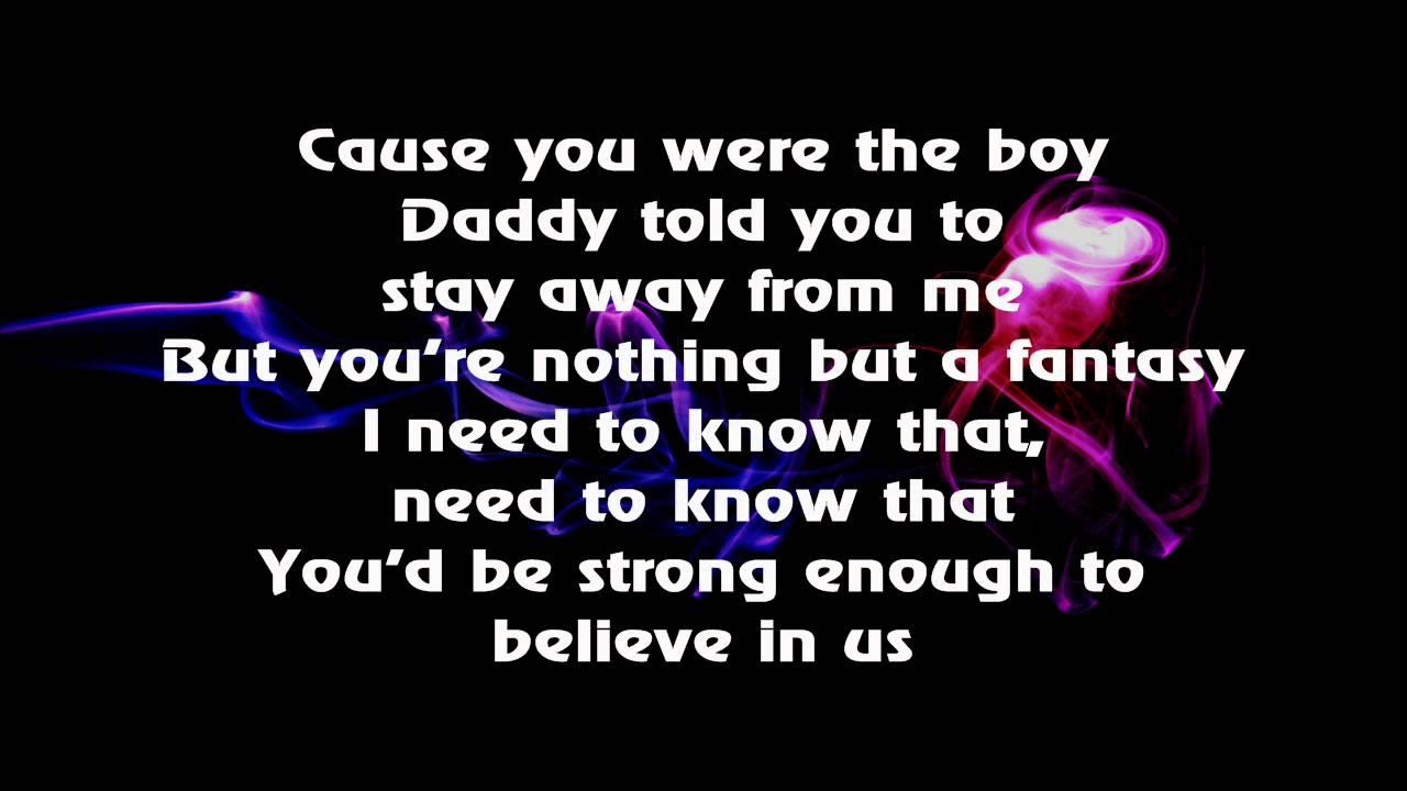 Dev- Naked Ft. Enrique Iglesias [Lyrics on Screen] - YouTube