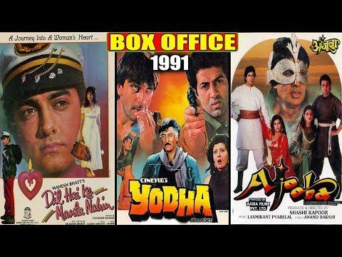Dil Hai Ki Manta Nahin, Yodha & Ajooba 1991 Movie Budget, Box Office Collection And Verdict