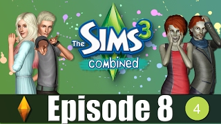 Lets Play The Sims 3 Combined Episode 8 (Rainbow)
