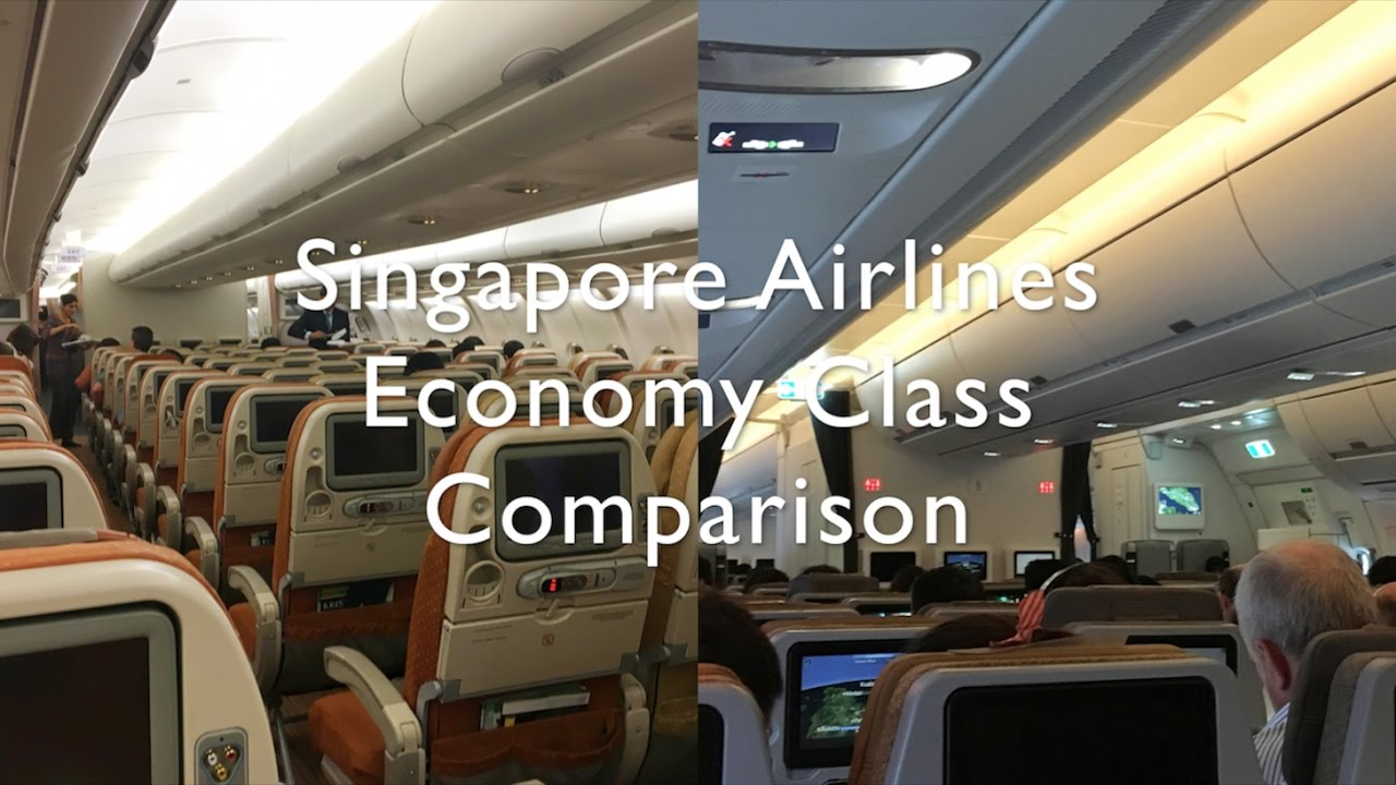 the economy of singapore Airlines' premium economy class compared  air new zealand boeing 787-9 premium economy singapore airline's premium economy seats the new premium economy.