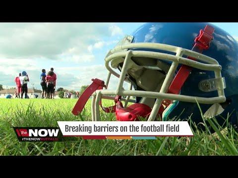 Breaking Barriers On The Football Field