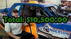 How Much Does A Race Car Cost?