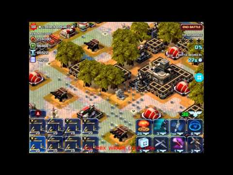 Empire & Allies From #1 Alliance General CU DBX C.E.O USA Shows How to Master Drones Attacks  Part 2