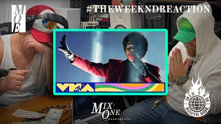 The Weeknd Performs Blinding Lights | 2020 MTV VMAs REACTION! | Mix1FM