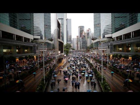 هونغ كونغ: مئات الآلاف يشاركون في مسيرات -سلمية- للتأكيد على شعبية الاحتجاجات  - نشر قبل 3 ساعة