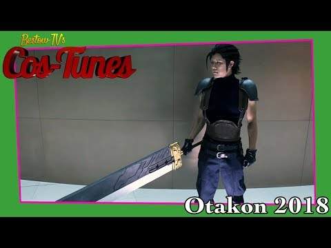 Otakon, Washington DC 2018 anime cosplay montage Cos-Tunes