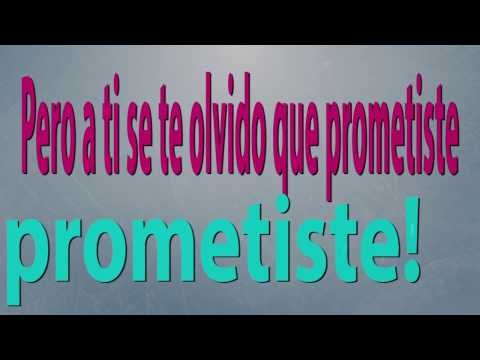 Prometiste by Pepe Aguilar Lyric