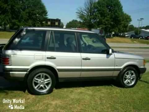 2001 land rover range rover 452366 in raleigh nc 27616. Black Bedroom Furniture Sets. Home Design Ideas