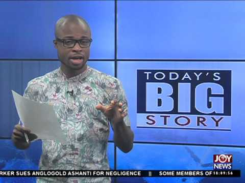 GNPC Drill Ship Saga - Today's Big Story on Joy News (4-3-16