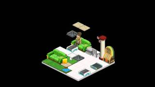 How To Stack Sofas OnTop Of Rugs/Petals [Habbo] 2011