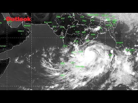 Cyclone Fani To Make Landfall In Odisha Friday Noon