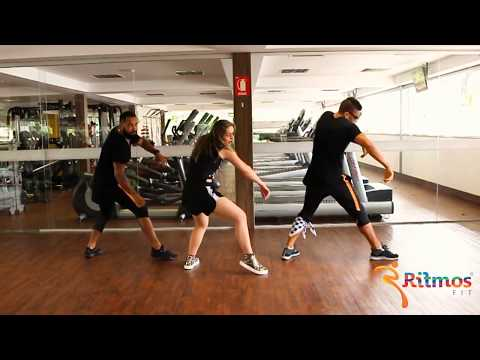 Anitta & J Balvin - Downtown - Coreografia - Ritmos Fit