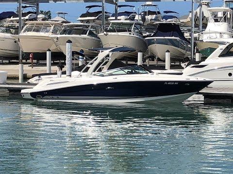Our Trade: 2009 Sea Ray 250 SLX For Sale at Marine Max Sarasota