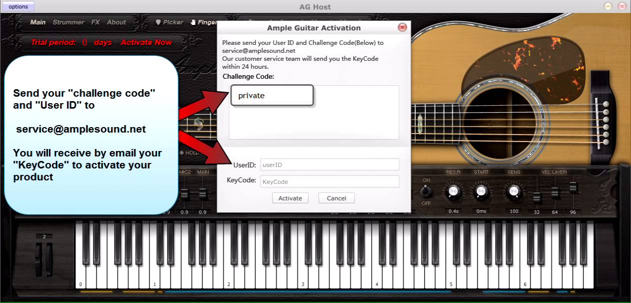 ample sound guitar m keygen