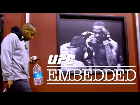 UFC 182 Embedded: Vlog Series - Episode 3