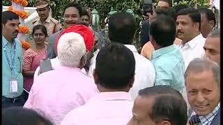 CM KCR Swearing Ceremony At Raj Bhavan 2018 LIVE  Pramana Sweekaram  Highlights 10