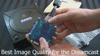 Keep Dreaming - Dreamcast Hanzo VGA Box (Best Image Quality) - Adam Koralik