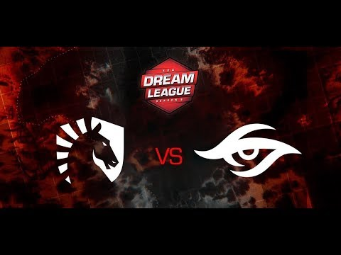 DOTA 2 /ru/ Team Liquid vs Team Secret / DreamLeague s8 Grand Final BO 5 3.12.2017 прямая трансляция