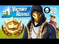 Winning in Solos! *5 Wins in a Row* // Pro Fortnite Player // 2200 Wins // Fortnite Battle Royale