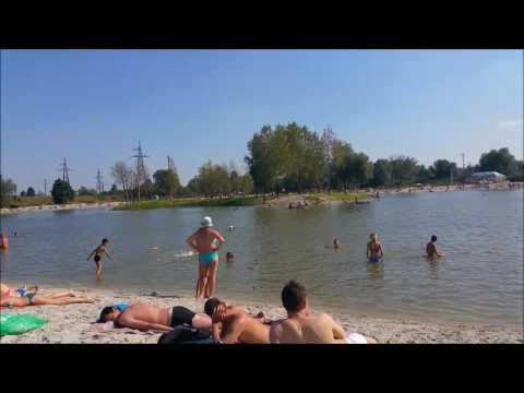 Озеро в Мурованому - місце для відпочинку