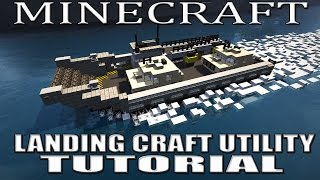 Minecraft military vehicles and buildings