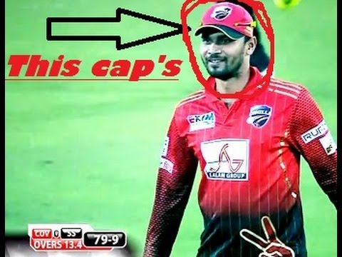 Mashrafees cap are divided 10000 pieces and share with peoples after winning BPL-T20_2015