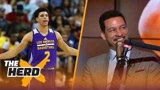 Chris Broussard on Lonzo and LaVar Ball - would leaving BBB be good for Lonzo