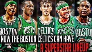 Now the boston celtics have another all star! gordon hayward to boston