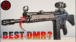 Airsoft Headshots with a Stock DMR | LCT G3 / LC-3 | Gameplay Review