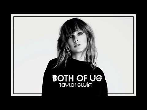 Both of Us - Taylor Swift [UnRapped Remix] (Solo Version)