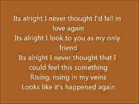the magic numbers-i see you, you see me lyrics