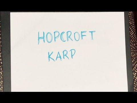 Algoritmo Hopcroft-Karp
